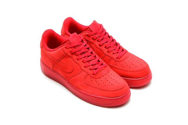 Air Force 1 Wmns All Red 4