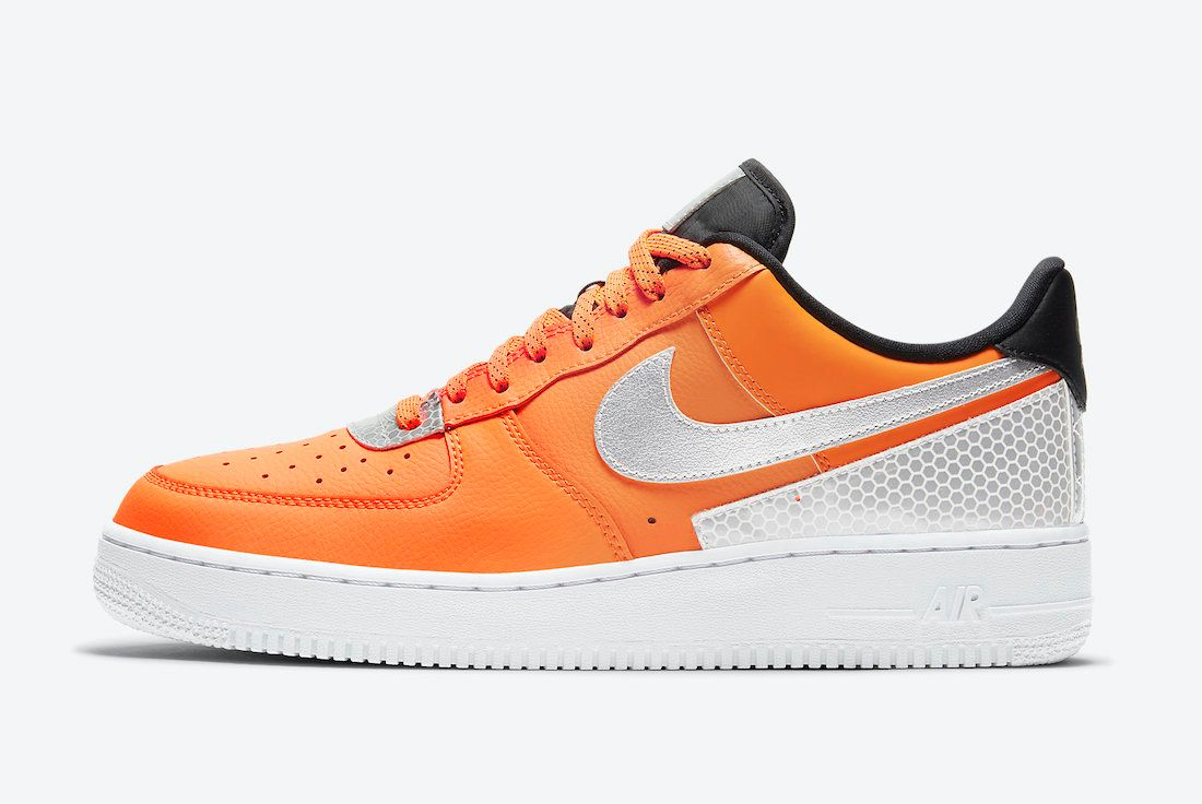 Nike Air Force 1 3M Left