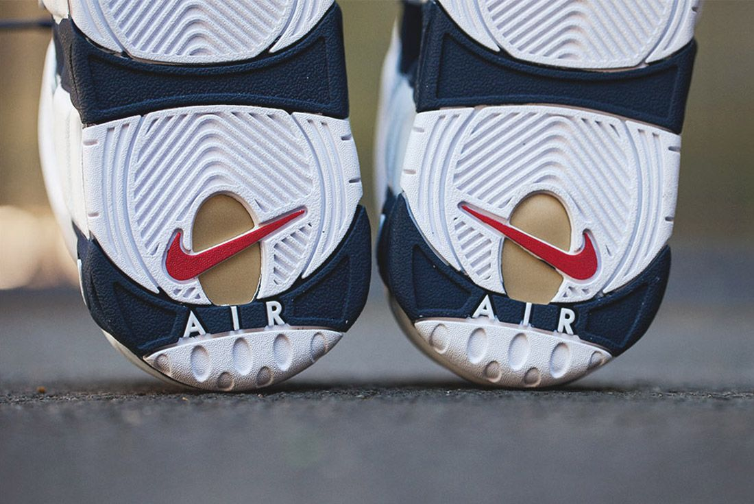 Nike Air More Uptempo Olympic 4