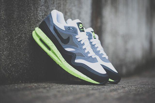 Nike Air Max Lunar 1 Grey Volt 1