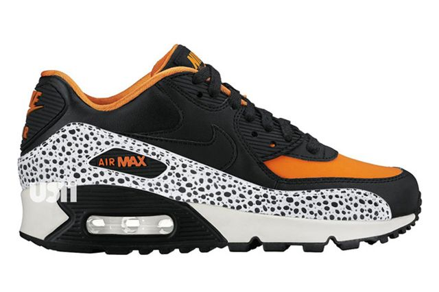 Nike Air Max 90 Gs Safari2