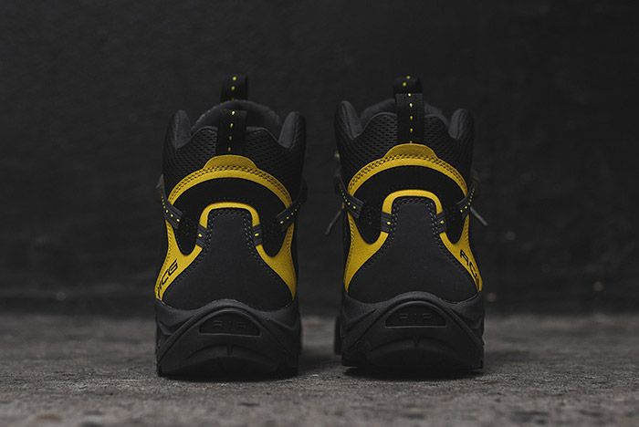 Nike Acg Air Zoom Tallac Lite Og Black Yellow 4
