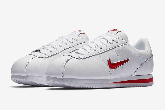 Nike Cortez Leather Jewel 8