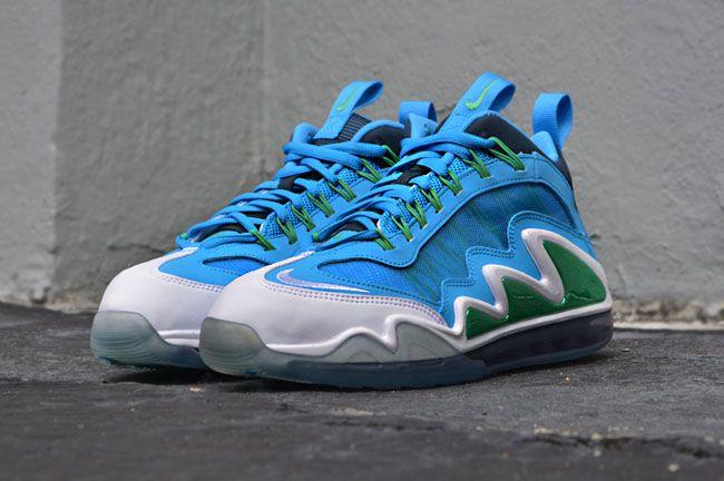 Nike Air Max 360 Diamond Griff Blue Hero Angle