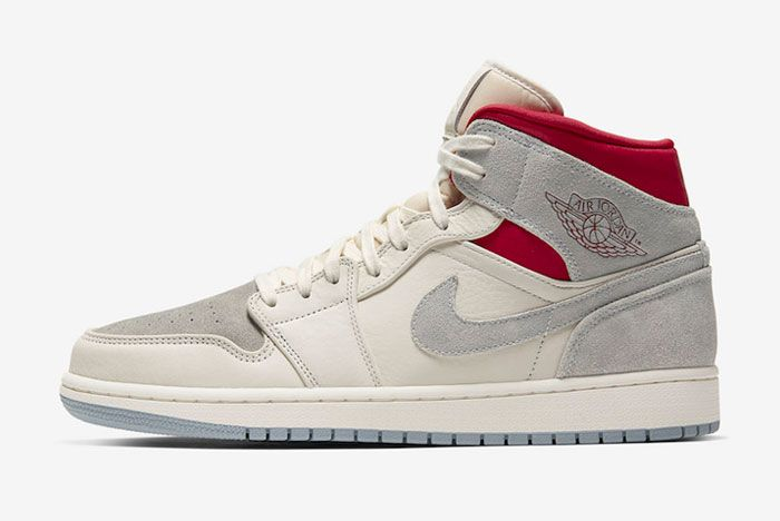 Sneakersnstuff Air Jordan 1 Mid Left