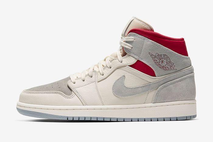 Sneakersnstuff Air Jordan 1 Mid Left