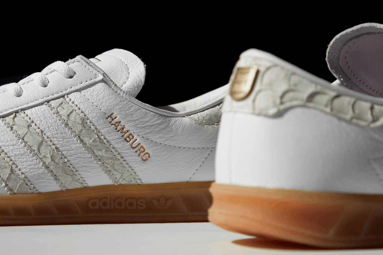 adidas Hamburg City Series Heel