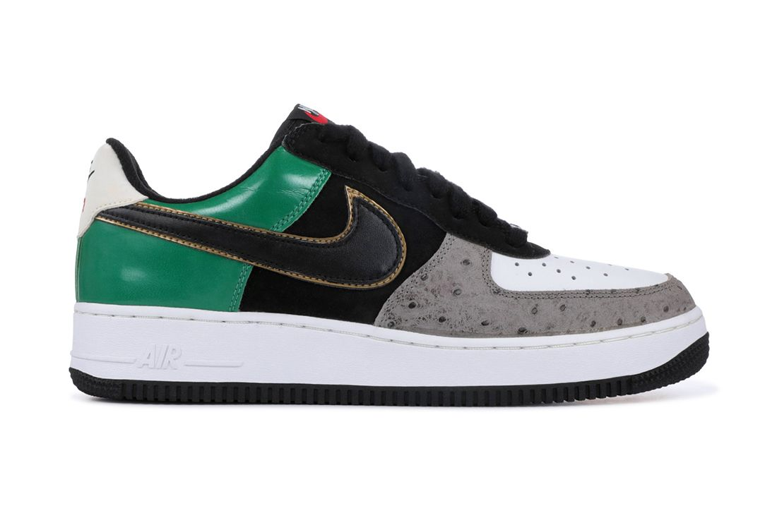 Mita 2004 Nike Air Force 1 Best Feature