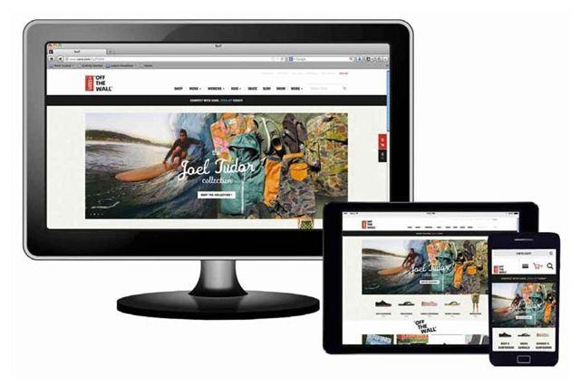 Vans Website Relaunch 2