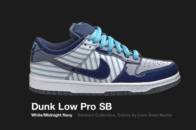 Nike Dunk Sb Low Bankers Edition 2005 1
