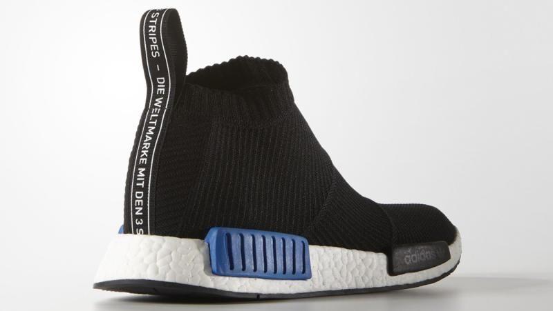 Adidas Chukka Boost Black Primeknit 2