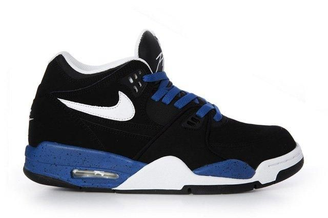 Nike Air Flight 89 Deep Royal Profile