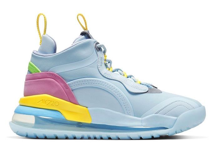 Cole Bennett Lyrical Lemonade Jordan Aerospace 720 Lateral Side Shot