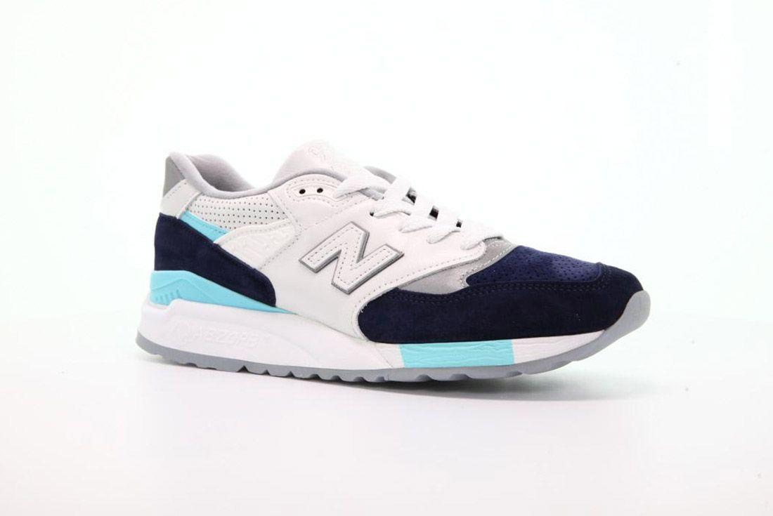 New Balance 998 Wtp White Made In Usa Sneaker Freaker 1