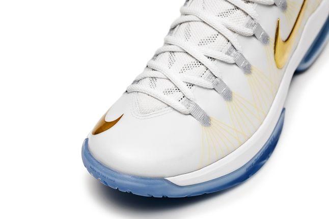 Nike Durant 5 Elite 2 0 Toe Profile 1