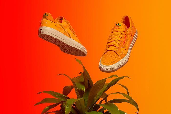 Arizona Iced Tea Adidas Continental Orange