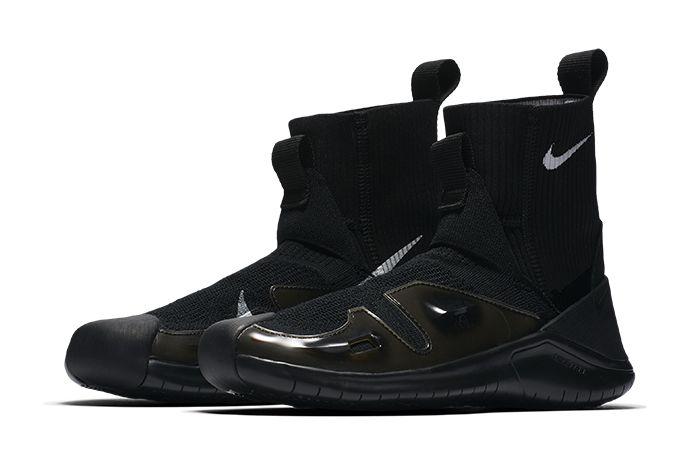 Matthew M Williams Nike Free Tr 3 Sp Black Aq9201 001 Release Date Pair No Vibram