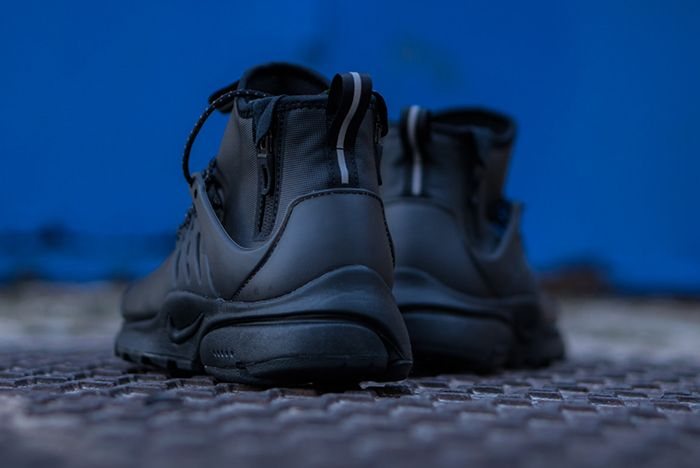 Nike Air Presto Utility Triple Black 3