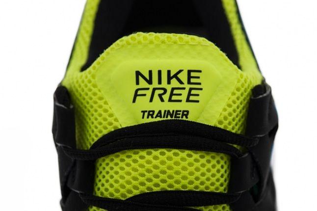 Nike Free Trainer 5 Volt Current Blue 1