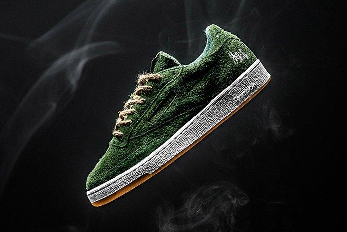 Curreny Jet Life Reebok Club C 85 Feature
