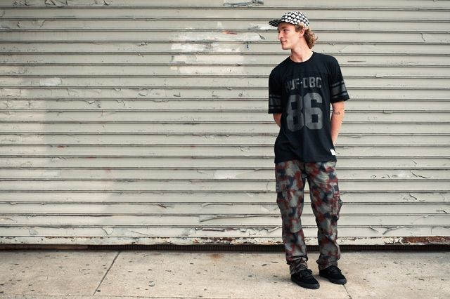 Huf Fw13 Lookbook Video Piece By Piece 6
