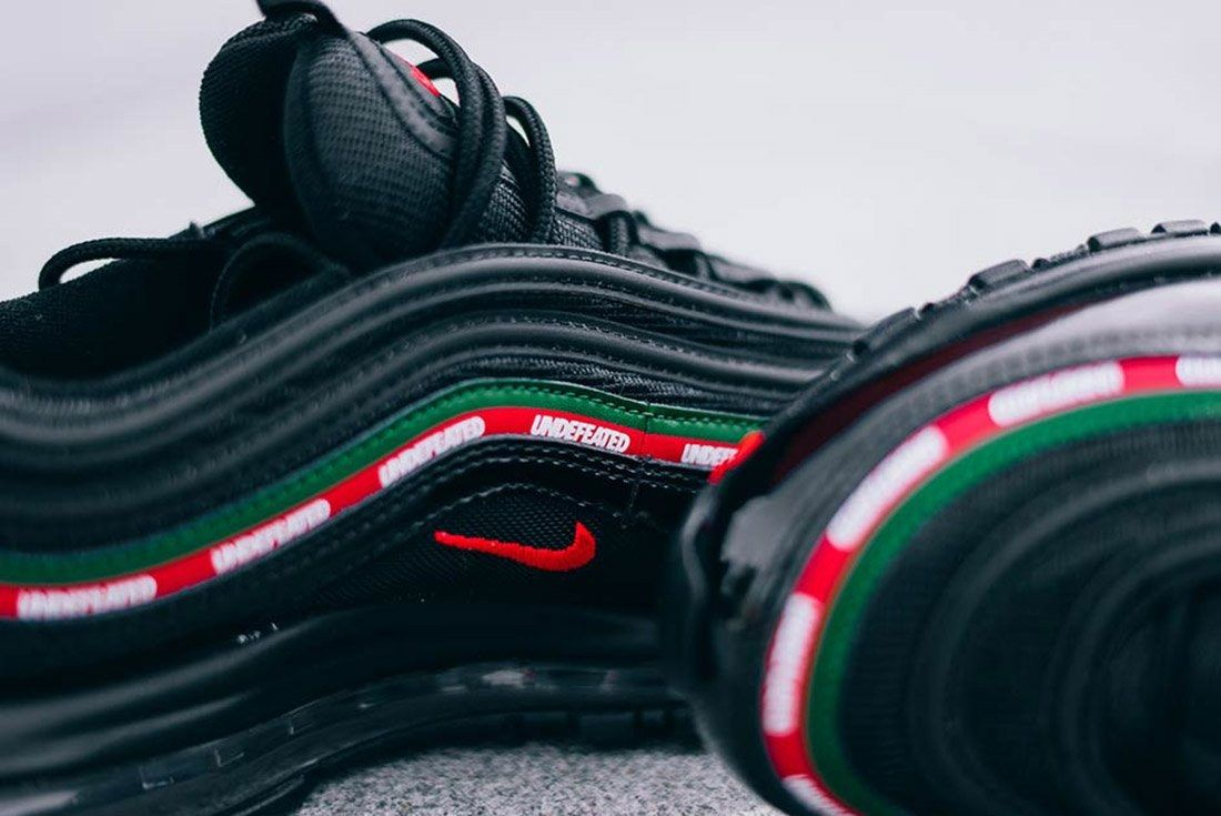 Undefeated Nike Air Max 97 3