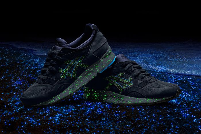 Asics Gel Lyte Maldives Pack Glow In The Dark