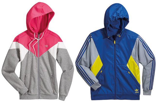 Adidas Originals Running Jackets 2013 1
