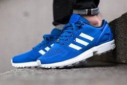Adidas Zx Flux Strong Blue Thumb