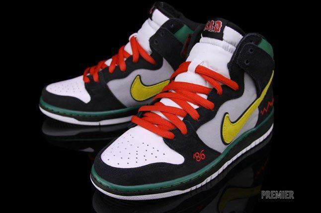 Nike Dunk High Mcrad Angle Pair 1
