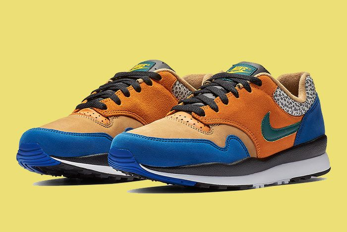 Nike Air Safari Atmos Blue Suede Bq8418 800 1