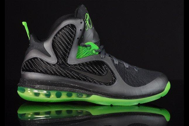 Nike Le Bron 9 Dunkman 01 1