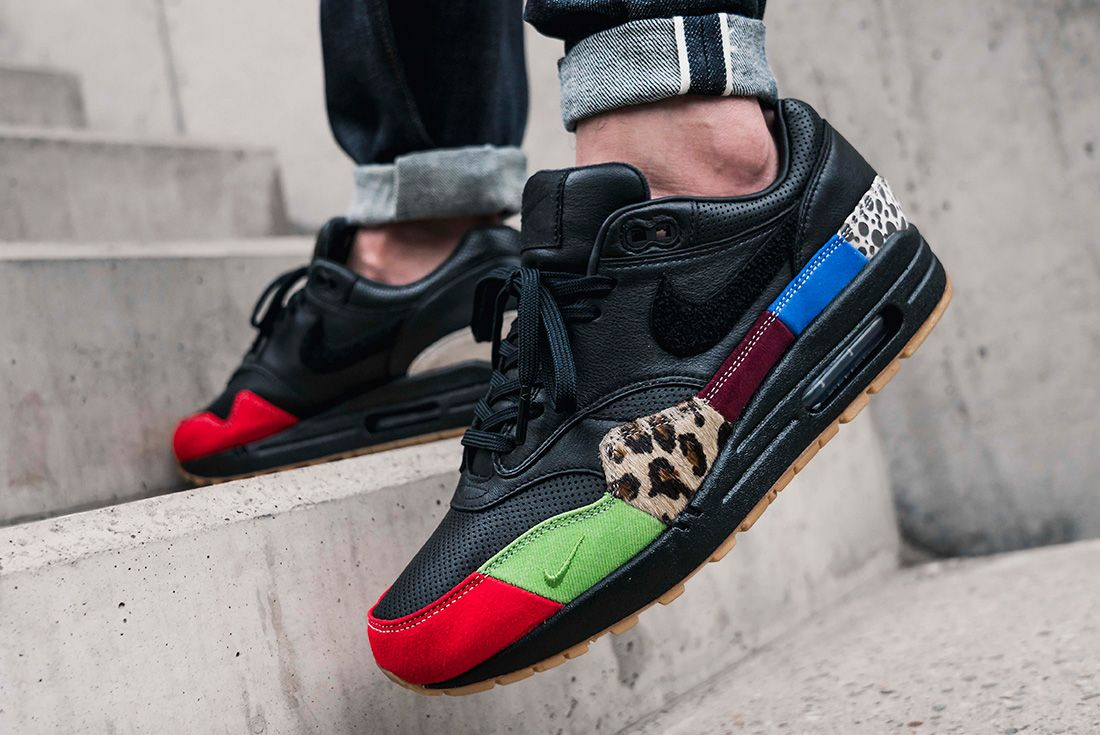 Nike Air Max 1 Master Black 3 1
