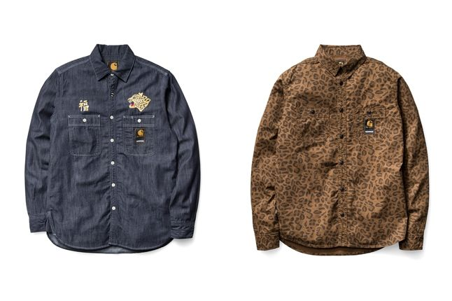 Neighbourhood Carhartt Wip 2014 Capsule Collection Product Shots 4
