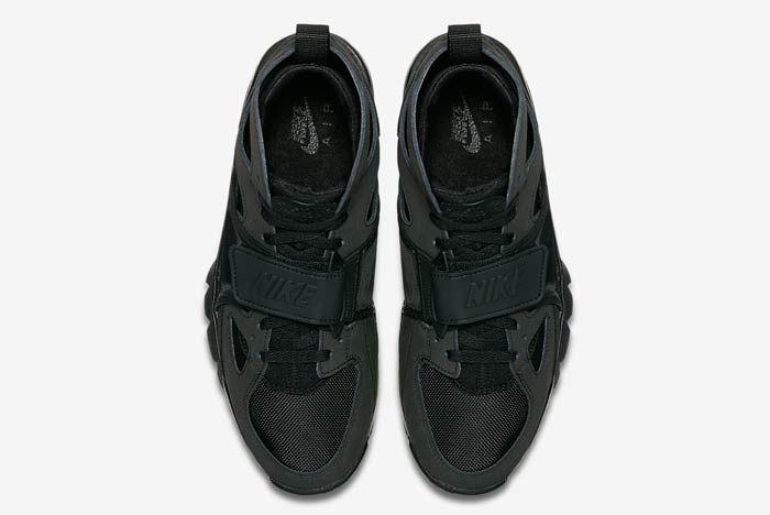 Nike Air Trainer Huarache Black Out7