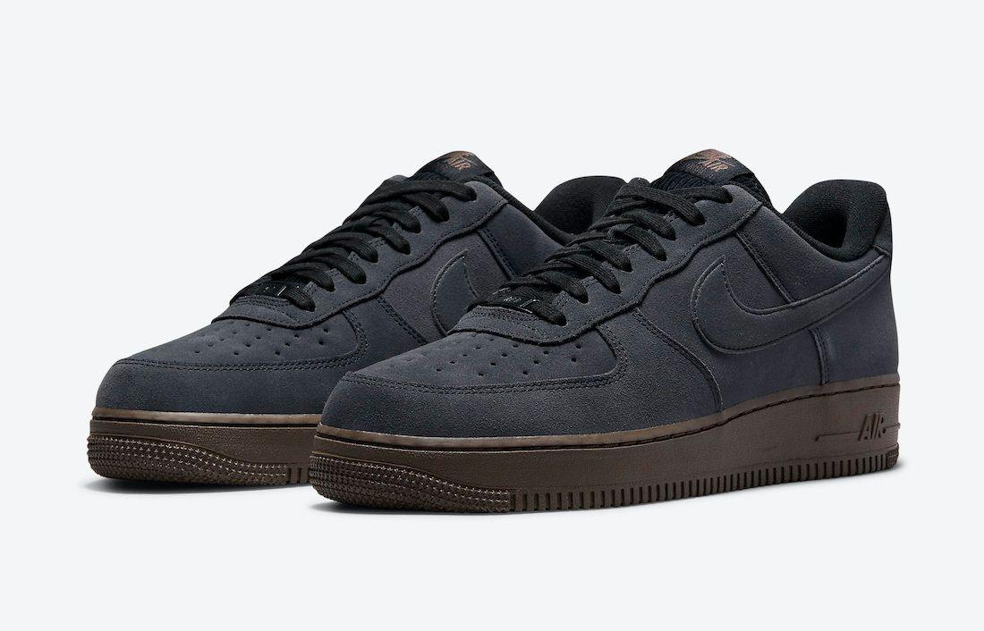 nike air force 1 off noir