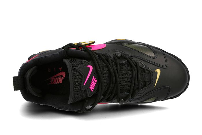 Nike Air Barrage Low Superbowl Black Pink Top