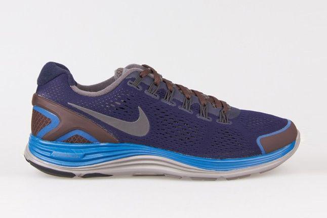 Nike Gyakusou Lunarglide4 Blue Profile 1