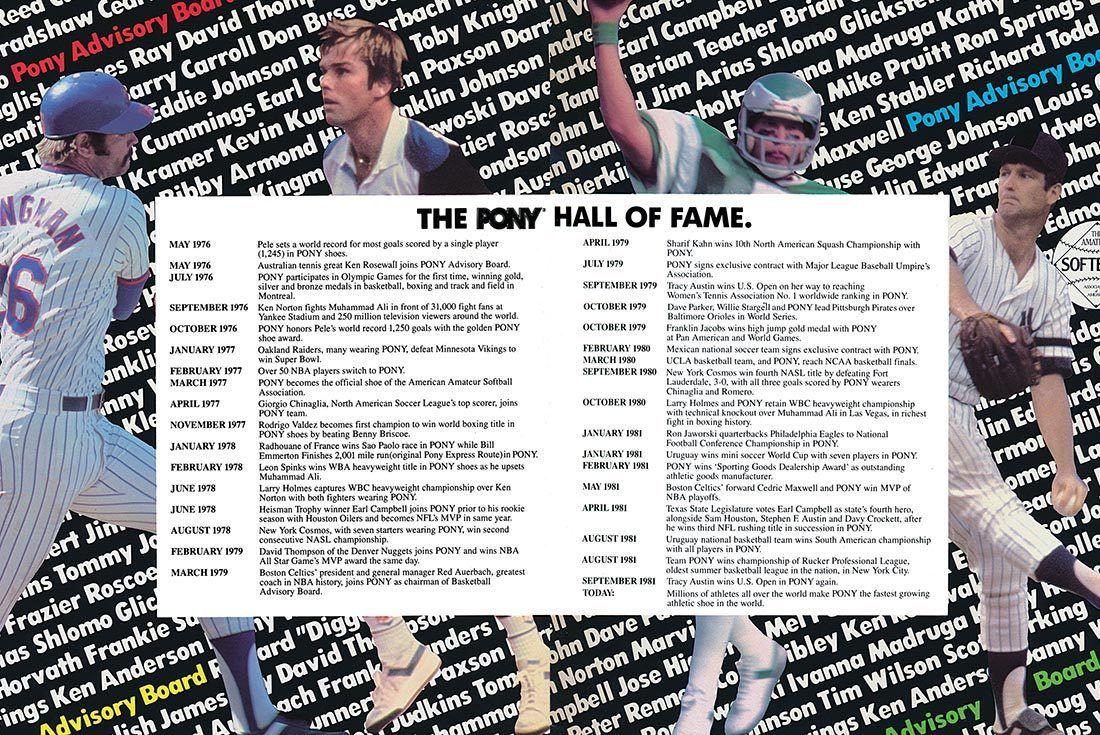 Hall Of Fame 1100