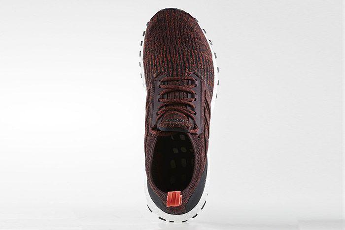 Adidas Ultra Boost Mid Atr Burgundy 2