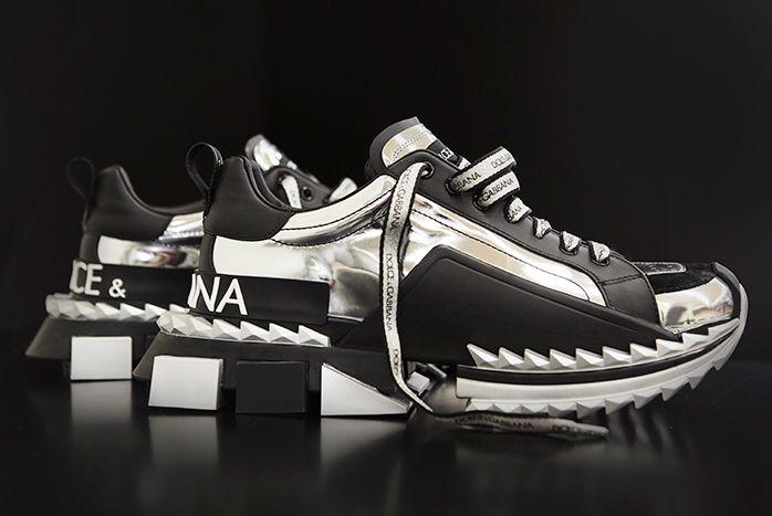 Dolce Gabbana Ss19 Sneaker Super King 1