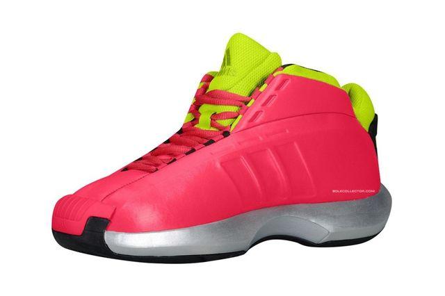 Adidas Crazy 1 Vivid Cherry 3