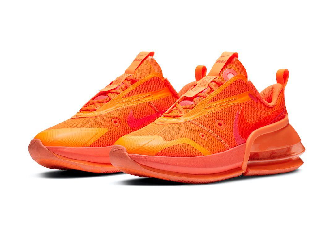 Nike Air Max Up Orange Angled