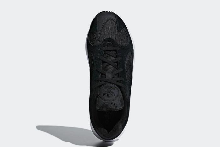 Adidas Yung 1 Black White 5