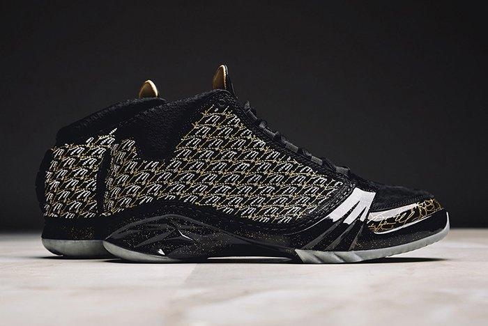 Trophy Room X Air Jordan Xx3 Blackgold7