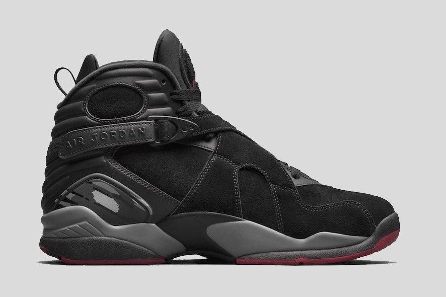 Air Jordan 8 Black Cement 6