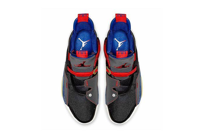 Air Jordan 33 Tech Official 4