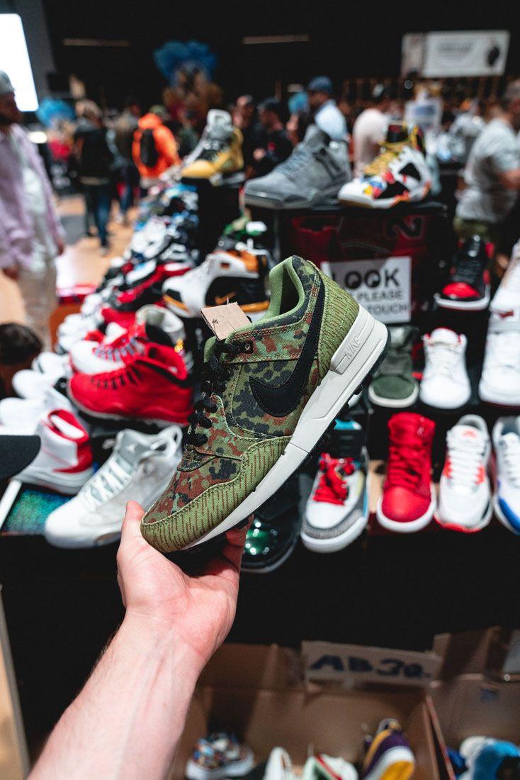 Sneakerness Zurich 2019 Event Recap 16 Nike Air Pegasus 89 German Camo