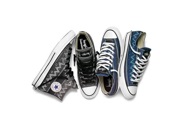 Stussy X Converse Chuck Taylor All Star 70 Anniversary Collection 3