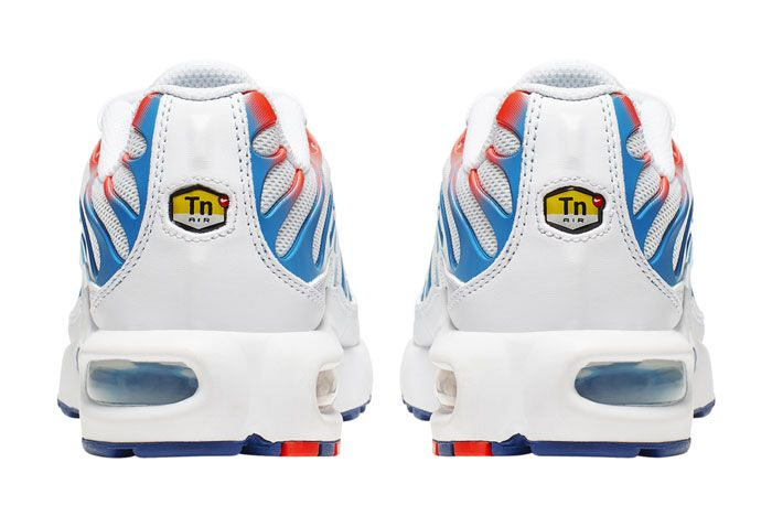 Nike Air Max Plus 3 D Gs Heel